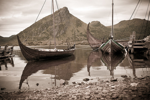 Viking Ships