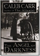 The Angel of Darkness book cover