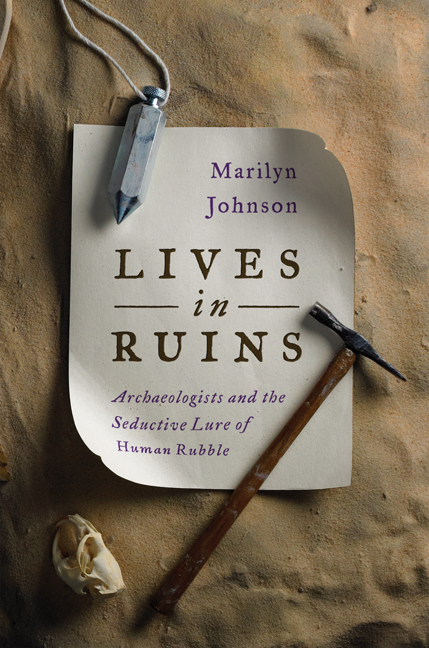 Lives in Ruins book cover